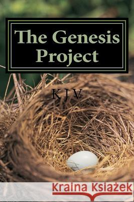The Genisis Project: For People Who Enjoy Reading the Bible Micaiah Bussey 9781518784408 Createspace - książka