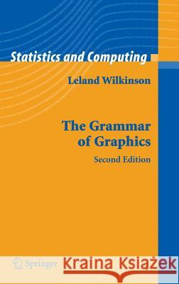 The Grammar of Graphics Leland Wilkinson D. Wills D. Rope 9780387245447 Springer - książka