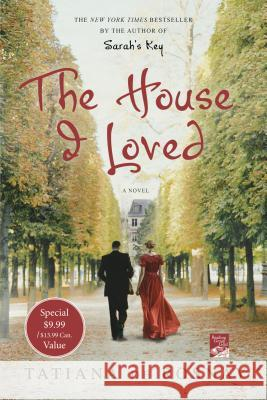 The House I Loved Tatiana D 9781250132352 St. Martin's Griffin - książka