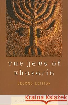 The Jews of Khazaria Kevin Brook 9780742549821  - książka
