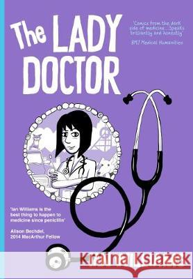 The Lady Doctor Ian Williams 9780993563362 Myriad Editions - książka