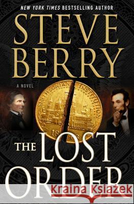 The Lost Order Steve Berry 9781250056252 Minotaur Books - książka