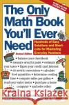 The Only Math Book You'll Ever Need, Revised Edition Stanley Kogelman Barbara R. Heller 9780062725073 HarperCollins Publishers