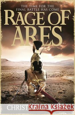 The Rage of Ares Christian Cameron 9781409114536 Orion - książka