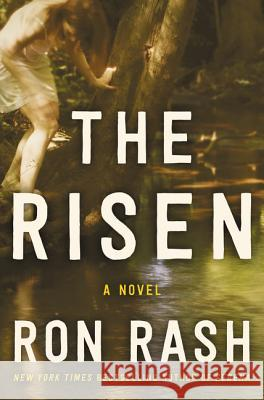 The Risen Ron Rash 9780062436313 Ecco Press - książka