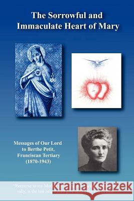 The Sorrowful and Immaculate Heart of Mary Anonymous 9781411603967 Lulu Press - książka