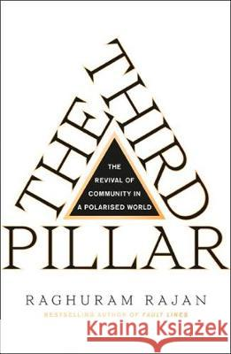 The Third Pillar Rajan, Raghuram 9780008276300 William The 4th - książka