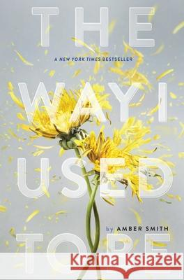 The Way I Used to Be Amber Smith Kevin Twomey 9781481449359 Margaret K. McElderry Books - książka