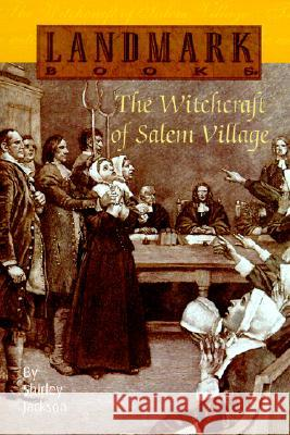 The Witchcraft of Salem Village Shirley Jackson 9780394891767 Random House Books for Young Readers - książka