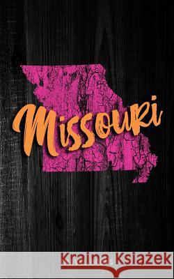 Travel Books Missouri: Blank Travel Journal, 5 X 8, 108 Lined Pages (Travel Planner & Organizer) Dartan Creations 9781545111475 Createspace Independent Publishing Platform - książka