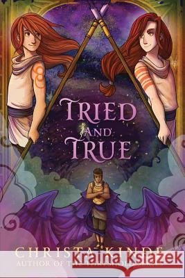 Tried and True Christa Kinde 9781631230400 Yahavim - książka