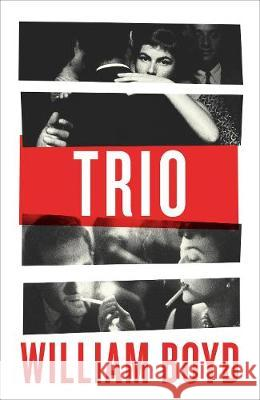 Trio William Boyd 9780241295953 Penguin Books Ltd - książka