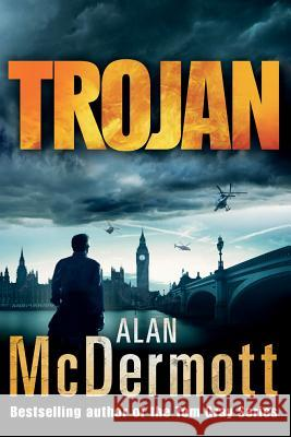 Trojan Alan McDermott 9781503942127 Thomas & Mercer - książka