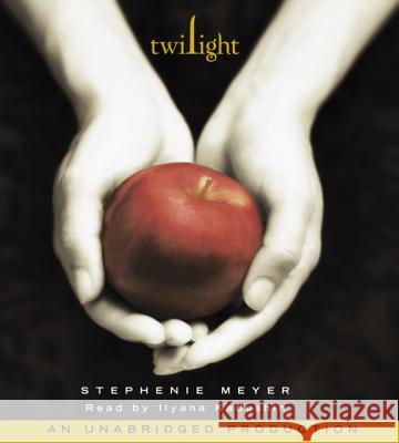 Twilight - audiobook Stephenie Meyer Ilyana Kadushin 9780307280909 Listening Library - książka