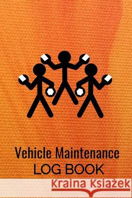 Vehicle Maintenance Log Book: Car Repairs Records Notebook, Auto Maintenance Records Book, Truck Maintenance Log, Motorcycle Repairs Log Sheet, RV M Ramini Brands 9781796766202 Independently Published - książka