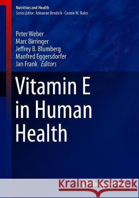Vitamin E in Human Health  9783030053147 Humana Press - książka