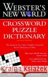Websters New World Crossword Puzzle Dictionary