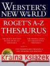 Websters New World Rogets A-Z Thesaurus