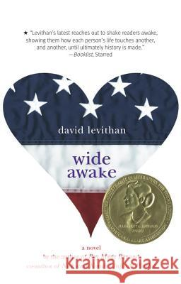 Wide Awake David Levithan 9780375834677 Alfred A. Knopf Books for Young Readers - książka