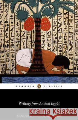 Writings from Ancient Egypt Toby Wilkinson 9780141395951 PENGUIN POPULAR CLASSICS - książka