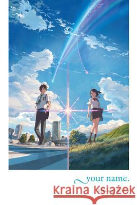 Your Name. Makoto Shinkai 9780316471862 Yen on - książka